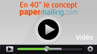 mailing papier papermailing